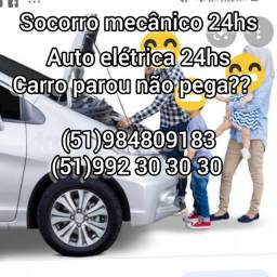 Título do anúncio: Socorro mecânico 24hs e auto elétrica 24hs
