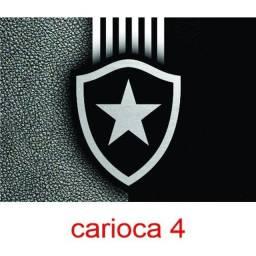 FLAMENGO, VASCO, FLUMINENSE, BOTAFOGO - Futebol - Placa decorativa - Quadro