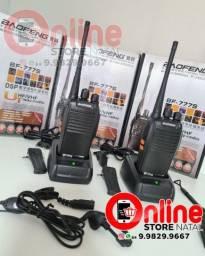 Rádio HT Comunicador Walk Talk Baofeng 777s (O PAR)