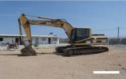 Título do anúncio: Escavadeira Hidráulica 320BL ano: 1998