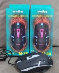 Mouse gamer multicolor-Led