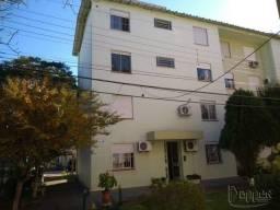 Apartamento à venda com 1 dormitórios em Canudos, Novo hamburgo cod:19790