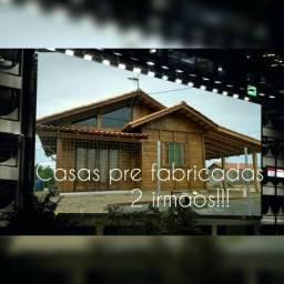 Casas pré fabricadas 2irmaos.Qualidade diferenciada!!!