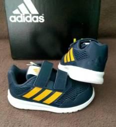 Tênis Adidas Altarun Kids Tam 23 & 24 (original novo sem uso)