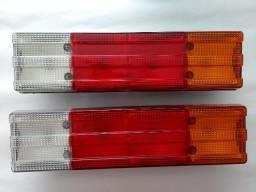 Lanterna Traseira MB 1620 Tricolor