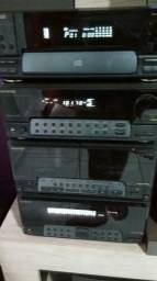 Som modular - troco por tv smart