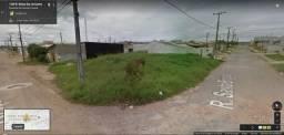 Terreno de esquina fazenda Rio Grande