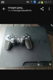 PlayStation 3 150gb 6 jogos