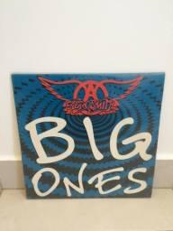 Lp Duplo Aerosmith Big Ones 1994 Nacional
