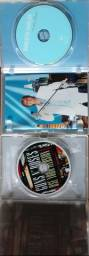 2 DVDs originais por 25 reais