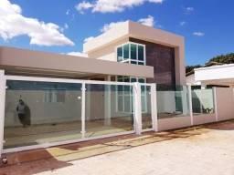 Linda Casa com 220m2 AC - 400m2 LT - 3 Qts - 1 Ste - Ponte Alta do Gama