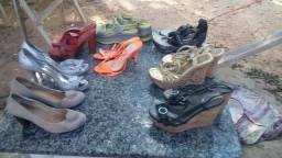 Vendo 190 sandalias