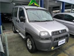 Fiat Doblo 1.8 mpi adventure 8v gasolina 4p manual - 2004