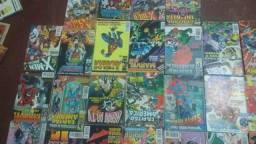 Vendo revistas de quadrinhos