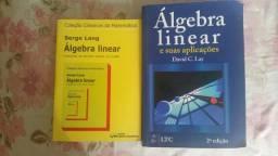 Livros de álgebra