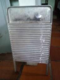 Esfregadeira De Alumínio 34x64