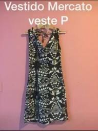 Vestido Mercatto P, novo na etiqueta