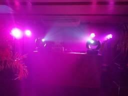 DJ profissional & Som iluminação