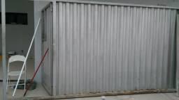Portão para garagem 2,70m