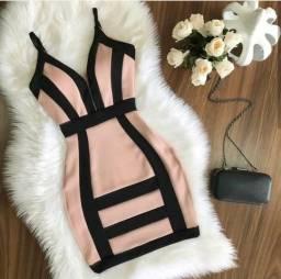 Vestido 3D