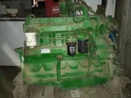 Motor jonh deere 120 HP zerado