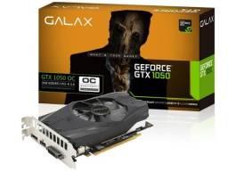 Placa de Video Geforce GTX 1050 2GB Gddrr 5 Galax OC Nova