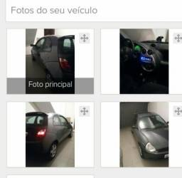 Vendo Ford Ka 2007 zetch rocam - 2007