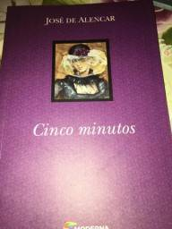 Livro- Cinco minutos