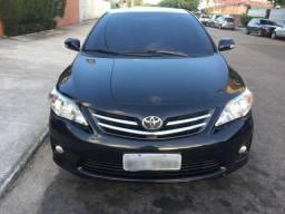 Corolla XEI 2012 Automático Top! Multimídia e engate - 2012
