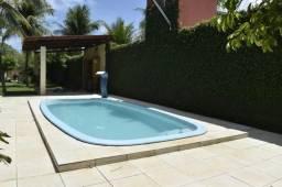 Ampla casa na barra de São Miguel com piscina