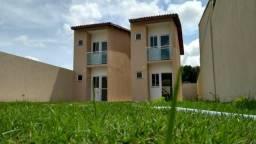 Duplex com 2 Quartos, 1 suíte, 3 vagas de garagem!!! Venha morar na Região do Eusébio