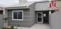 Casa à venda com 2 dormitórios em Iguaçu, Fazenda rio grande cod:CA00079