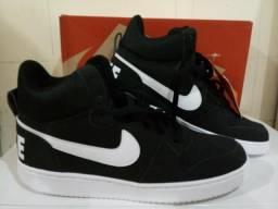 76399d81dda Tênis Nike U.S.A. Original Em Couro Legitimo Novo Na Caixa