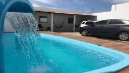 Casa com Piscina próximo á praia Barra dos Coqueiros Aracaju Sergipe