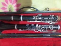 Clarinete e trompete