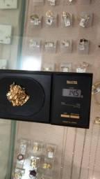 CORDAO DE OURO NOVO: 14,5 gramas! brilha muito