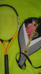 Raquete de tênis Roger Federer