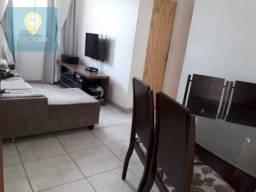 Apartamento com 2 dormitórios à venda, 48 m² por R$ 115.000,00 - São Diogo I - Serra/ES