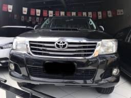 Toyota Hilux SRV 3.0 Turbo 4x4 2013- Novíssima!! - 2013