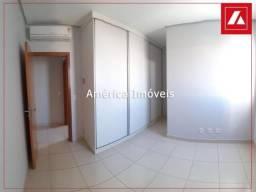 Apartamento no Edificio Pantanal 3 - 101m, 2 garagem, Andar alto, 100% sol da manhã