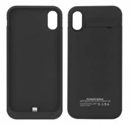 Capa Carregadora Para Iphone X Power Bank Bateria Externa