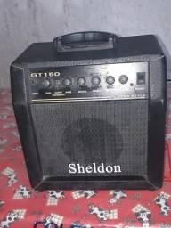 Caixa amplificada Sheldon