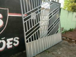 Portão barato