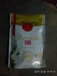 Chá sb emagreça com saúde