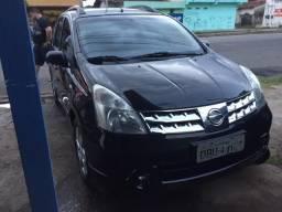 Nissan Livina automático 11/12 - 2012