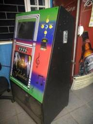 Maquina de musica jukebox comercial pra bar