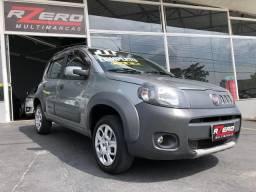 Fiat Uno 2011 Evo Way 1.0 8V Flex Completo 90.000 Km Revisado - 2011
