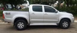 Toyota - Hilux Automatica 2006/2007 Muito nova - 2005