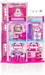 Casa de Boneca Barbie Dream House 3 andares