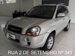 HYUNDAI TUCSON 2012/2012 2.0 MPFI GLS 16V 143CV 2WD GASOLINA 4P AUTOMÁTICO - 2012